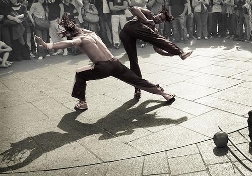 Capoeira kérdez-felelek